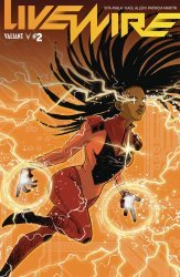 Valiant Entertainment's Livewire Issue # 2b