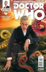 Titan Comics's Doctor Who: The 12th Doctor Issue # 2b