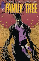 Image Comics's Family Tree Issue # 3