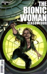 Dynamite Entertainment's Bionic Woman: Season 4 Issue # 2