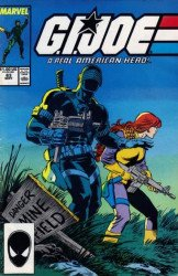 Marvel Comics's G.I. Joe: A Real American Hero Issue # 63 - 2nd print