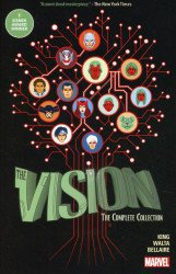 Marvel Comics's Vision: Complete Collection TPB # 1