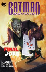 DC Comics's Batman Beyond TPB # 5