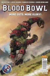Titan Comics's Blood Bowl: More Guts, More Glory Issue # 1e