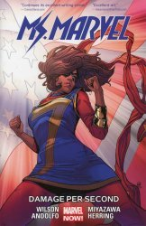 Marvel Comics's Ms. Marvel TPB # 7
