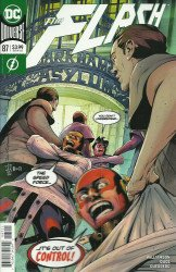 DC Comics's The Flash Issue # 87