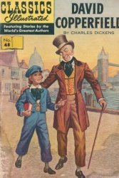 Gilberton Publications's Classics Illustrated #48: David Copperfield Issue # 1l