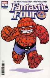 Marvel Comics's Fantastic Four Issue # 3b