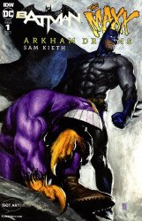 IDW Publishing's Batman / Maxx: Arkham Dreams Issue # 1albert moy-f