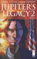 Image's Jupiter's Legacy 2 Issue # 2b