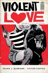 Image Comics's Violent Love TPB # 1