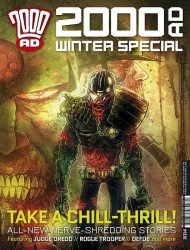 Fleetway (AP/IPC)'s 2000 AD: Winter Special Issue # 2014
