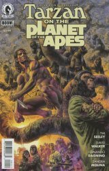 Dark Horse's Tarzan on the Planet of the Apes Issue # 1
