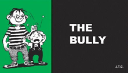 Chick Publications's The Bully Issue nn