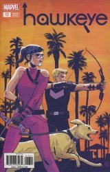 Marvel Comics's Hawkeye Issue # 13d