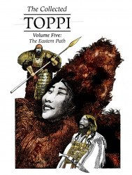 Lion Forge Comics's Collected Toppi Hard Cover # 5