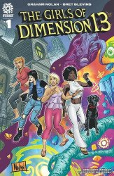 AfterShock Comics's The Girls of Dimension 13 Issue # 1b