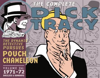 IDW Publishing's Complete Chester Gould's Dick Tracy Hard Cover # 26