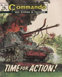 D.C. Thomson & Co.'s Commando: War Stories in Pictures Issue # 1314