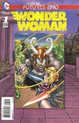 DC Comics's Wonder Woman: Futures End Issue # 1b
