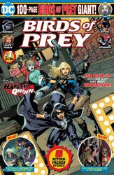 DC Comics's Birds Of Prey Giant Issue # 1direct edition