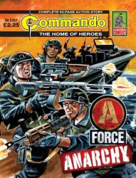 D.C. Thomson & Co.'s Commando: For Action and Adventure Issue # 5387