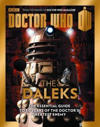 Panini's Doctor Who: Bookazine Soft Cover # 1