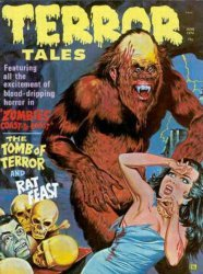 Eerie Publications's Terror Tales Issue # 3