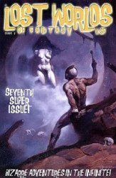 Antimatter/Hoffman International's Lost Worlds of Fantasy & Sci-Fi Issue # 7b