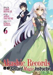 Seven Seas Entertainment's Akashic Records Of The Bastard Magical Instructor Soft Cover # 6