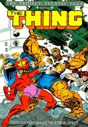Marvel's Thing: The Project Pegasus Saga TPB # 1
