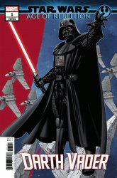 Marvel Comics's Star Wars: Age of Rebellion - Darth Vader Issue # 1b