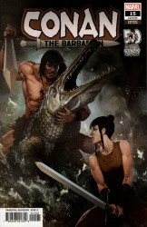 Marvel Comics's Conan the Barbarian Issue # 15b