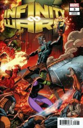 Marvel Comics's Infinity Wars Issue # 3c