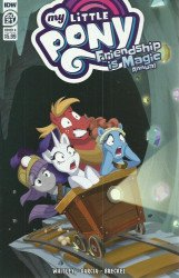 IDW Publishing's My Little Pony: Friendship is Magic Annual # 2021