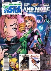 Diamond Comics Distribution's Best of the Star System: Holiday Backlist Catalog Issue Oct 99