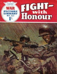 Fleetway (AP/IPC)'s War Picture Library Issue # 452