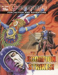 D.C. Thomson & Co.'s Commando: For Action and Adventure Issue # 3366