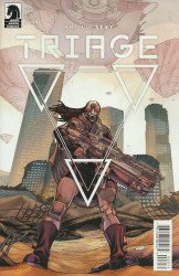 Dark Horse Comics's Triage Issue # 3