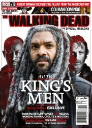 Titan Comics's The Walking Dead: The Official Magazine Issue # 19