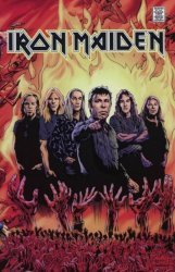 Acme Press's Rock & Roll Biographies: Iron Maiden Issue # 1
