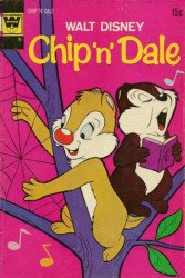 Gold Key's Chip 'n' Dale Issue # 15whitman