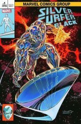 Marvel Comics's Silver Surfer: Black Issue # 1ig comics-a