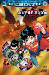 DC Comics's Super Sons Issue # 1eccc