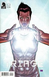 Dark Horse Comics's Triage Issue # 5
