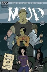 Revil Comics's M.U.D. Issue # 3