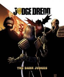 IDW Publishing's Judge Dredd Classics: Dark Judges TPB # 1