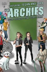 Archie Comics Group's The Archies Issue # 5b