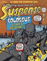 Alan Class & Company's Amazing Stories of Suspense Issue # 18