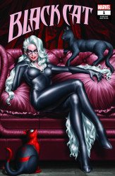 Marvel Comics's Black Cat Issue # 1mega gaming